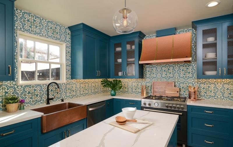 Spanish tile – House of Brazier